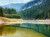 Lake Galbenu - Transylvania