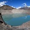 Lake Gangapurna Near Manang - Central Nepal