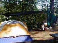 Lake George Battleground Campground