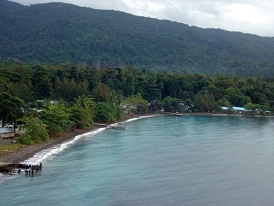 Lake Gilolo - Halmahera - Maluku Islands