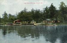 Lake Grove From Lake 2 C Auburn 2 C M E