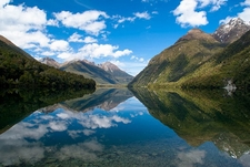 Lake Gunn @ Fiordland National Park NZ
