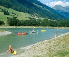 Lake Kampler See Neustift Im Stubaital Austria