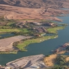 Lake Las Vegas Aerial View