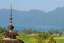 Lake Maninjau, Padang