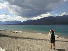 Lake McDonald West Shore Trail - Glacier - Montana - USA