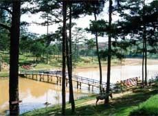 Lago de los Suspiros
