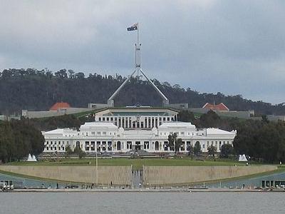 Lake Parliament House - Australian Capital Territory