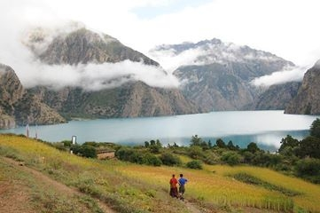 Lake Phoksundo In Nepal