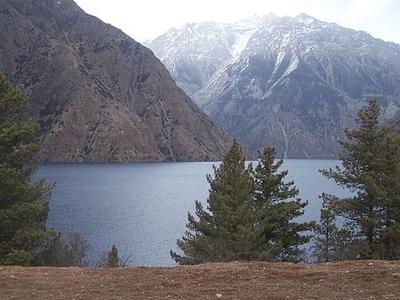 Lake Phoksundo Nepal - Shey Phoksundo NP