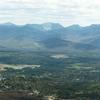 Lake Placid From Mc Kenzie Mountain
