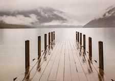 Lake Rotoiti - Nelson Lakes NP - South Island NZ