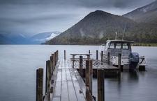 Lake Rotoroa - Nelson Lakes National Park - South Island NZ