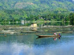 Lago Sebu