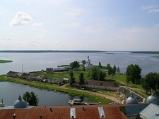 Lake Seliger & Stolobny Island
