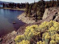 Lake Silverwood Scenic Overlook