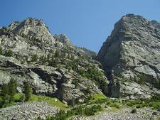 Lake Solitude Hike - Grand Tetons - Wyoming - USA