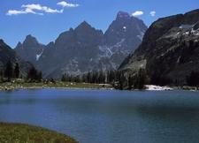 Lake Solitude Trail - Grand Tetons - Wyoming - USA