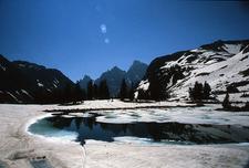 Lake Solitude - Valhalla Canyon - Grand Tetons - Wyoming - USA