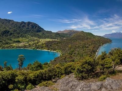 Lakes @ Otago Peninsula - South Island NZ