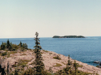 Lake Superior National Marine Conservation Area