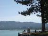Lake  Tahoe Walk Way By  Mark  Miller
