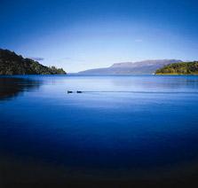 Lake Tarawera Scenic Reserve - North Island - New Zealand