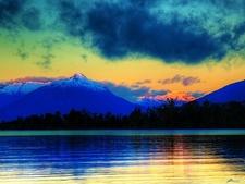 Lake Te Anau - Fiordland NZ