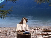 Lake Teletskoye