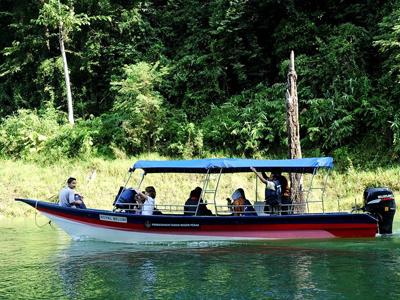 Lake Temenggor
