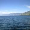 Lake Toba From Tongging Village