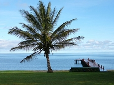 Lake Victoria From Rusinga Island Lodge KE