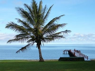 Lake Victoria From Rusinga Island Lodge KE
