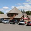 Lake Village - Yellowstone - USA