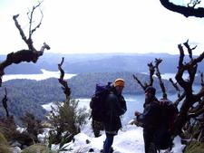 Lake Waikaremoana Trekker - Te Urewera
