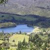 Lake Waikaremoana View From Top - Te Urewera
