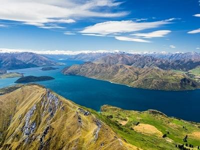 Lake Wanaka & Mount Aspiring - WC South Island NZ