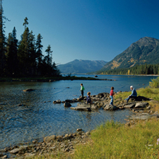 Lake Wenatchee State Park