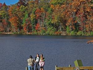 Lake Winfield Scott Campground