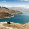 Lake Yamdrok Tso - Tibet