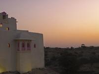 Lakshman Sagar Resort