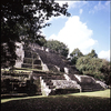 Lamanai Jaguar Temple - Orange Walk District - Belize