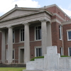 Lamar County Courthouse In Barnesville Georgia
