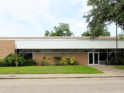 La  Marque  Texas  Post  Office