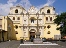 La Merced Church Antigua Guatemala 2