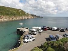 Lamorna Cove - Cornwall UK