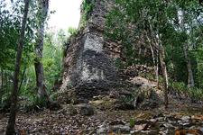 La Muerta Maya Ruins - Petén Department - Guatemala