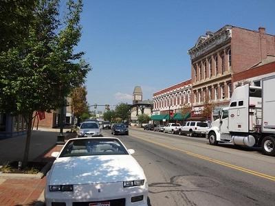 Lancaster Street View - Ohio