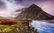 Landscape In Uttarakhand