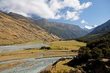 Landscape @ Mount Aspiring NP - South Island NZ